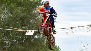 Motocross Kalocsa motor verseny
